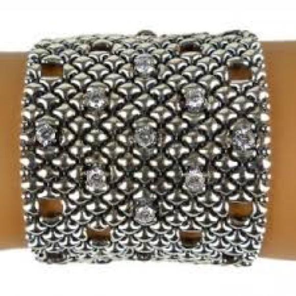 sg by sergio guiterrez Jewelry - 🛑SOLD🛑 😍😍😍SG Liquid metal bracelet